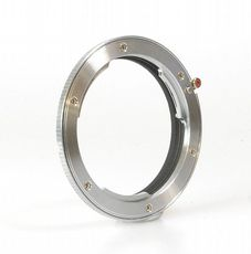 Leica R Lens to EOS Adaptor - Leica R Lens to Canon EOS Camera Adaptor